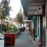 Chari Teas Downtown Duncan BC Buy Local