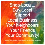 Shop Local Buy Locally support local business your neighbours your friends your community about Cowichan Valley Economy Booming