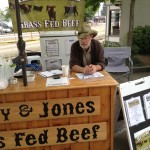 Bought some Bacon from Henry & Jones Beef at the Duncan Farmer's Market
