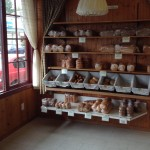 Inside Westfalia Bakery Locally Baked Bread
