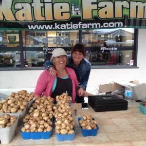 Katie Farm Smiles