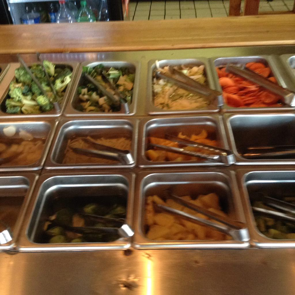 Fresh Vegetable Stir Fry Mongrillian Duncan BC