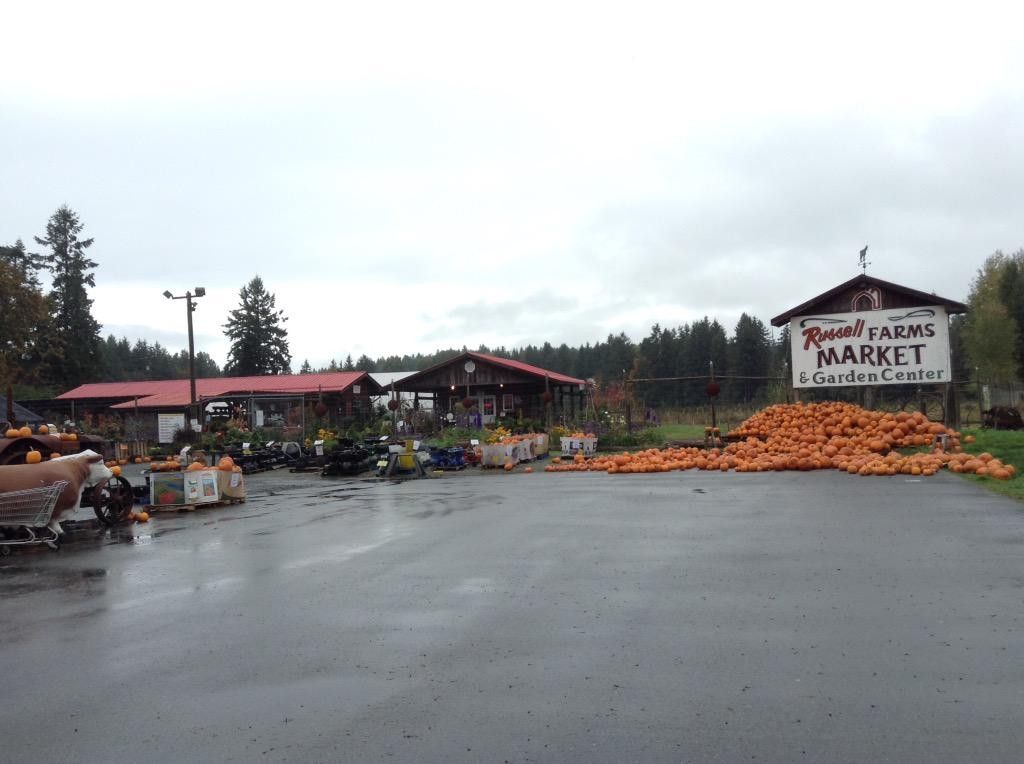 Cowichan Russell Farms