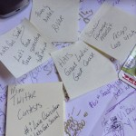 post it notes ideas
