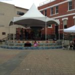 Duncan Farmers Market Stage
