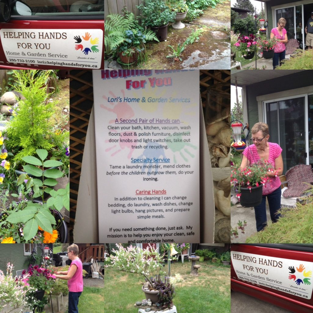 Exploring Cowichan Businesses Helping Hands For You