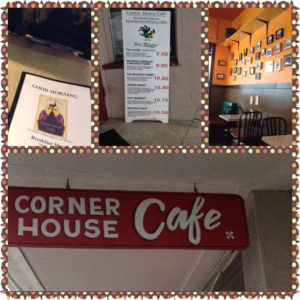 Corner House Cafe Jubilee & Kenneth Street in Duncan BC