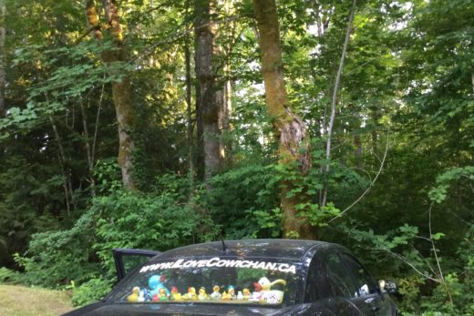 Shawnigan Lake Road Trip