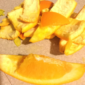 This Juicy Orange is a Good Example of why You Should Shop Locally Owned