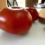 Tomatoes Grown in Cowichan BC