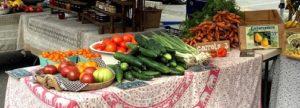 Duncan Farmers Market Cowichan BC