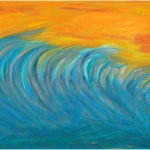 The Wave by Shelley Lockwood