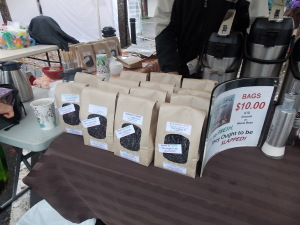 Misty Ridge Organic Coffee
