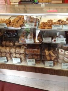 Local Bakery Treats