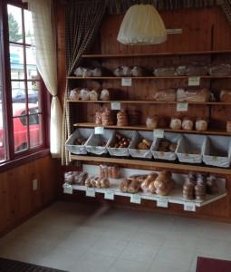 Inside Westfalia Bakery Locally Baked Bread