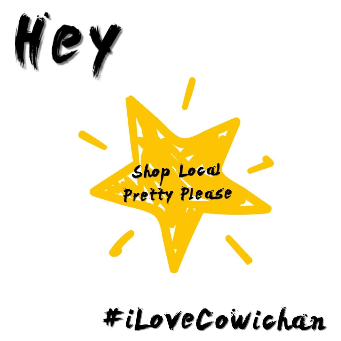 Support Your Community; shop local