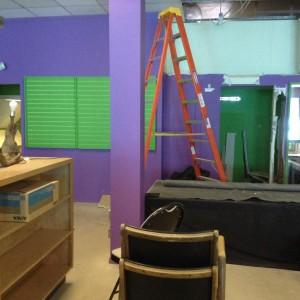 Duncan Showroom Downstairs Opening Soon