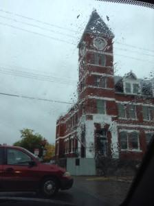 Random Rainy Fall Day in Duncan BC