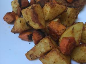Crispy Roast Vegetables