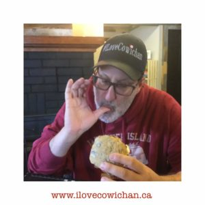 Canada Day Weekend in Cowichan Ice Cream Sandwich at the Old Farm Market