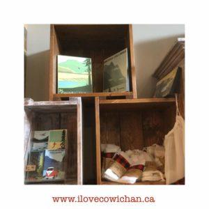 Loving my Skookum Prints Vancouver Island Post Cards