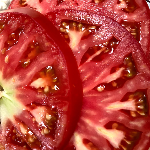 September has arrived in Cowichan BC and so have the tomato harvests