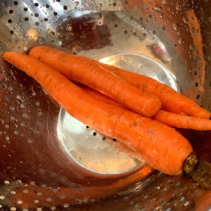 Cowichan Valley Fresh Veggie Soup Recipe Ingredients Carrots