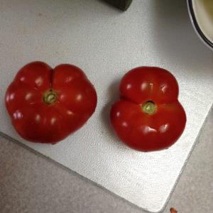 Tomato Recipe Page