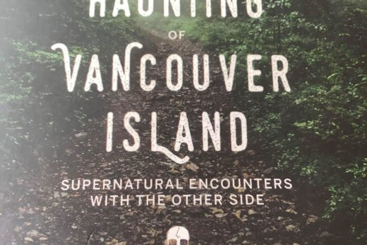The Haunting of Vancouver Island by Shanon Sinn