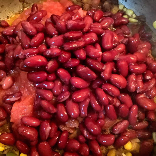 I Love Cowichan Blog Kidney Beans Vegan Chilli Recipe Ingredients